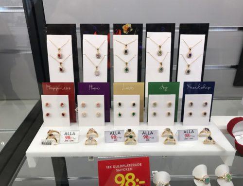 display för smycken